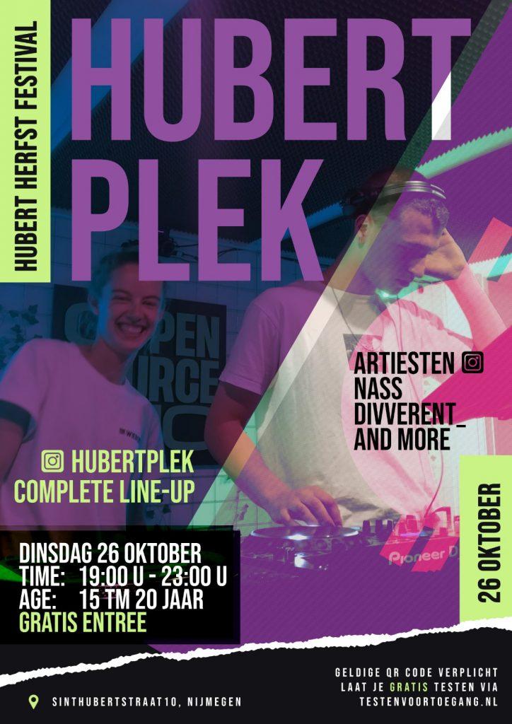 HubertPlek poster
